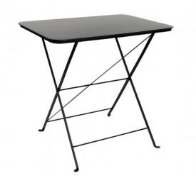 Leto Πτυσσόμενο Μεταλλικό Τραπέζι 55 x 75 εκ.