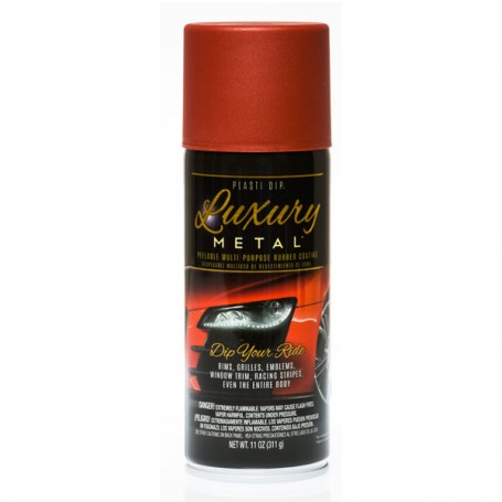 Plasti Dip Spray Volcano Red (Luxury Metal Colors)