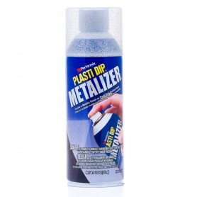 Plasti Dip Spray Bright Aluminum Metalizer (Enhancer - Ενισχυτικό)