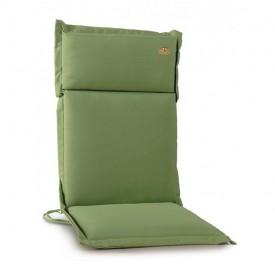 Μαξιλάρι Για Πολυθρόνα Με Ψηλή Πλάτη Πράσινο 114 x 46 εκ.