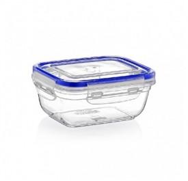 Φαγητοδοχείο Ασφάλειας Πλαστικό Ορθογώνιο 800 ml